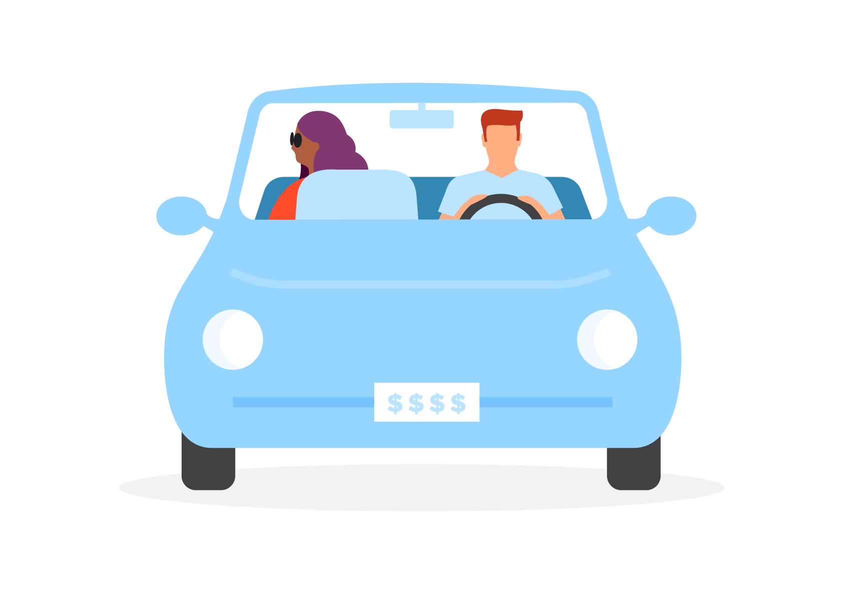 How to make money. Driving clipart bad driver