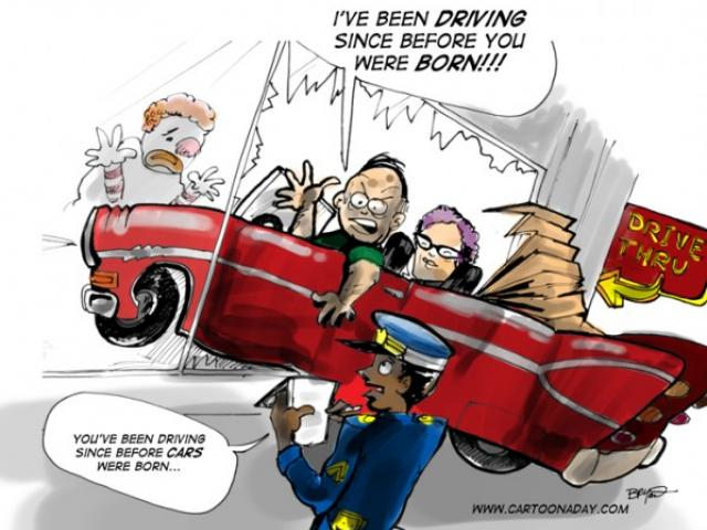 Free download clip art. Driving clipart bad driver