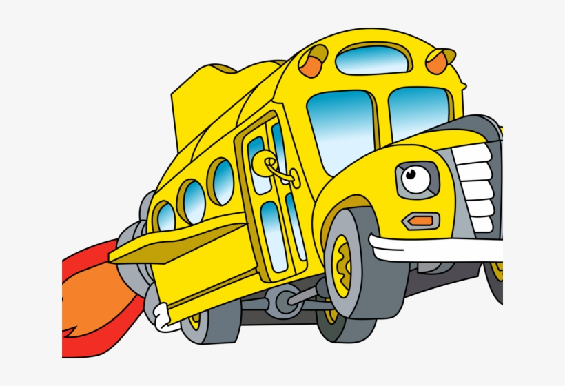 Driving clipart bus stop sign. Magic school png free