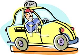 Taxi free download best. Driving clipart cab driver