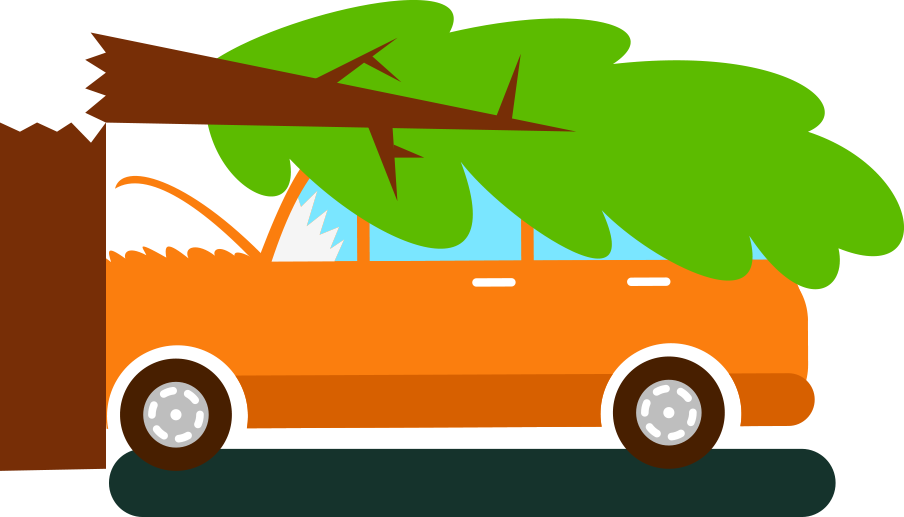 Driving clipart careless driving. Top causes of fatal