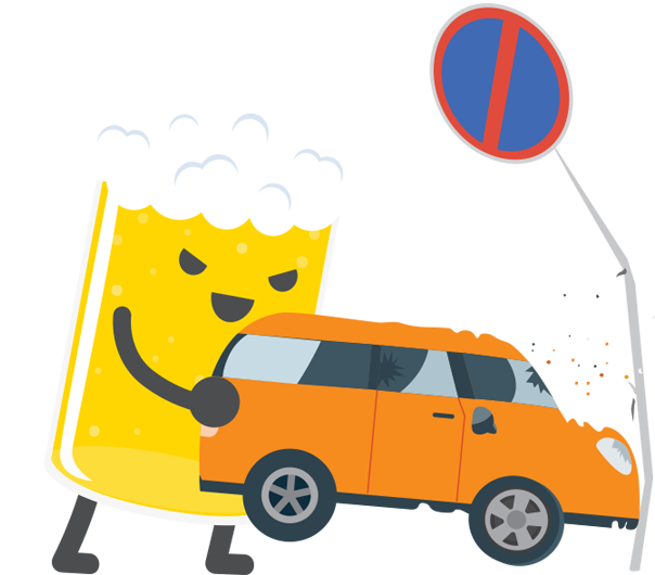 Top causes of fatal. Driving clipart careless driving