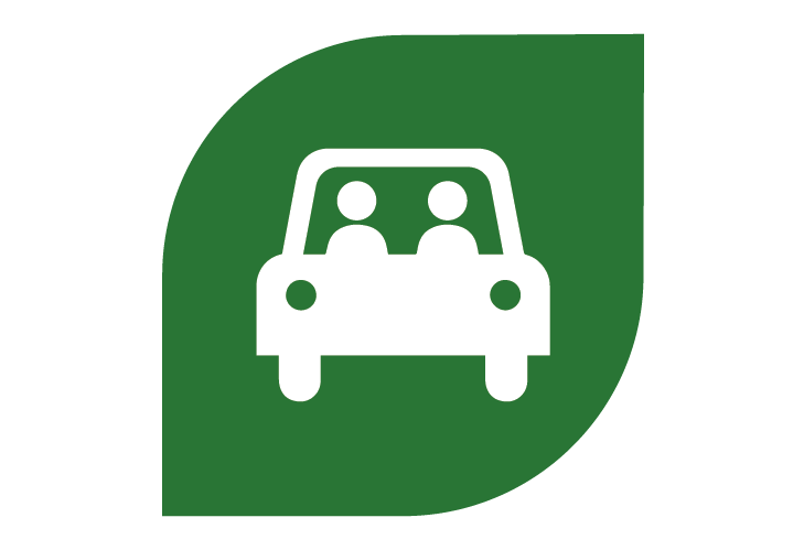 Commuting to campus transportation. Driving clipart commuter