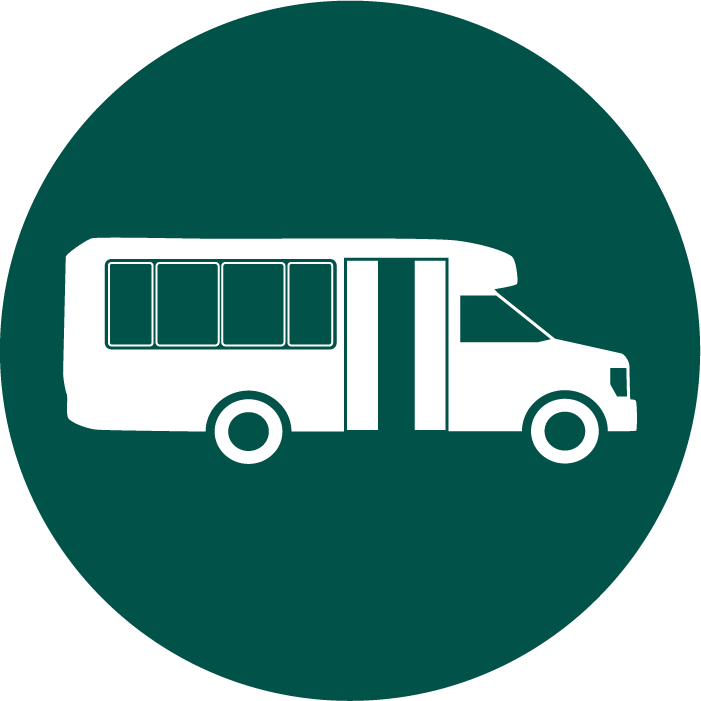 Transportation clipart roadways. Neponset valley shuttle services