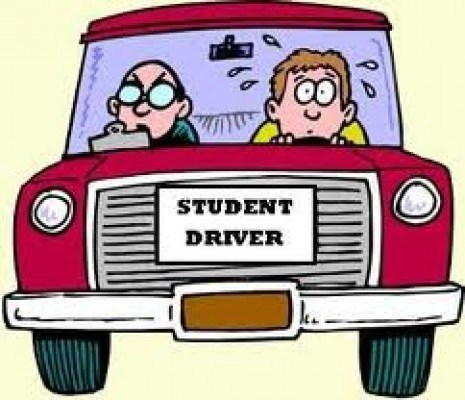 Driving clipart driven. Anxiety and the driver
