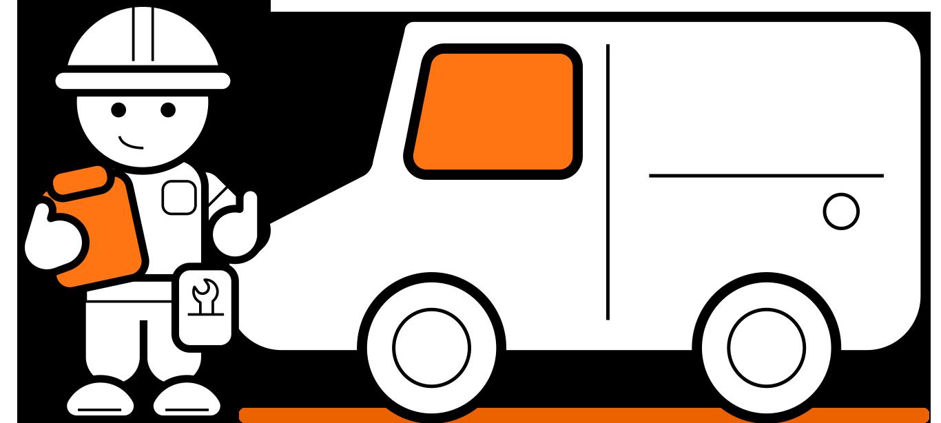 Insurance brightside . Fast clipart van transport
