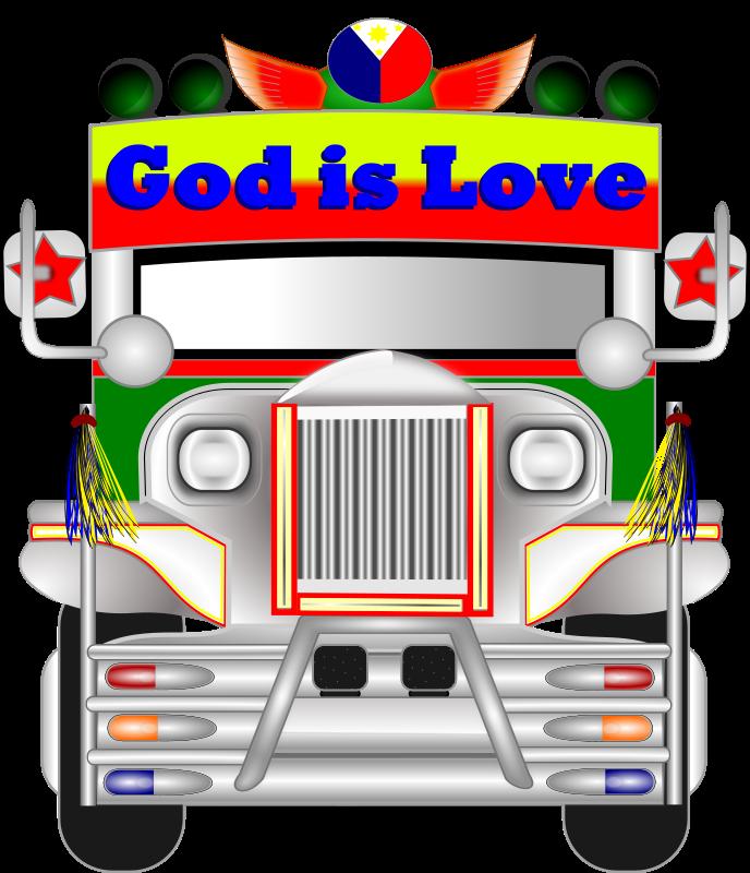 Emergency clipart clear background. Philippine jeepney medium image
