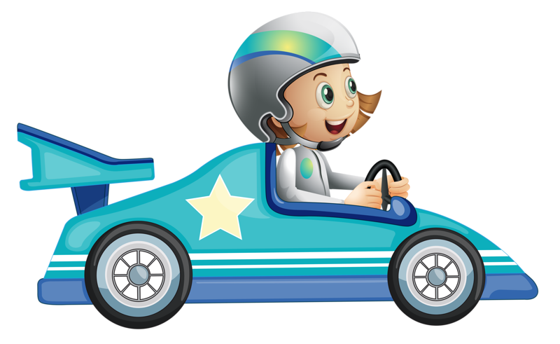 Mechanic clipart automotive technology. Kart racing go royalty