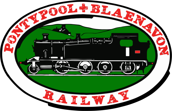 Engine clipart loco. Pontypool and blaenavon railway