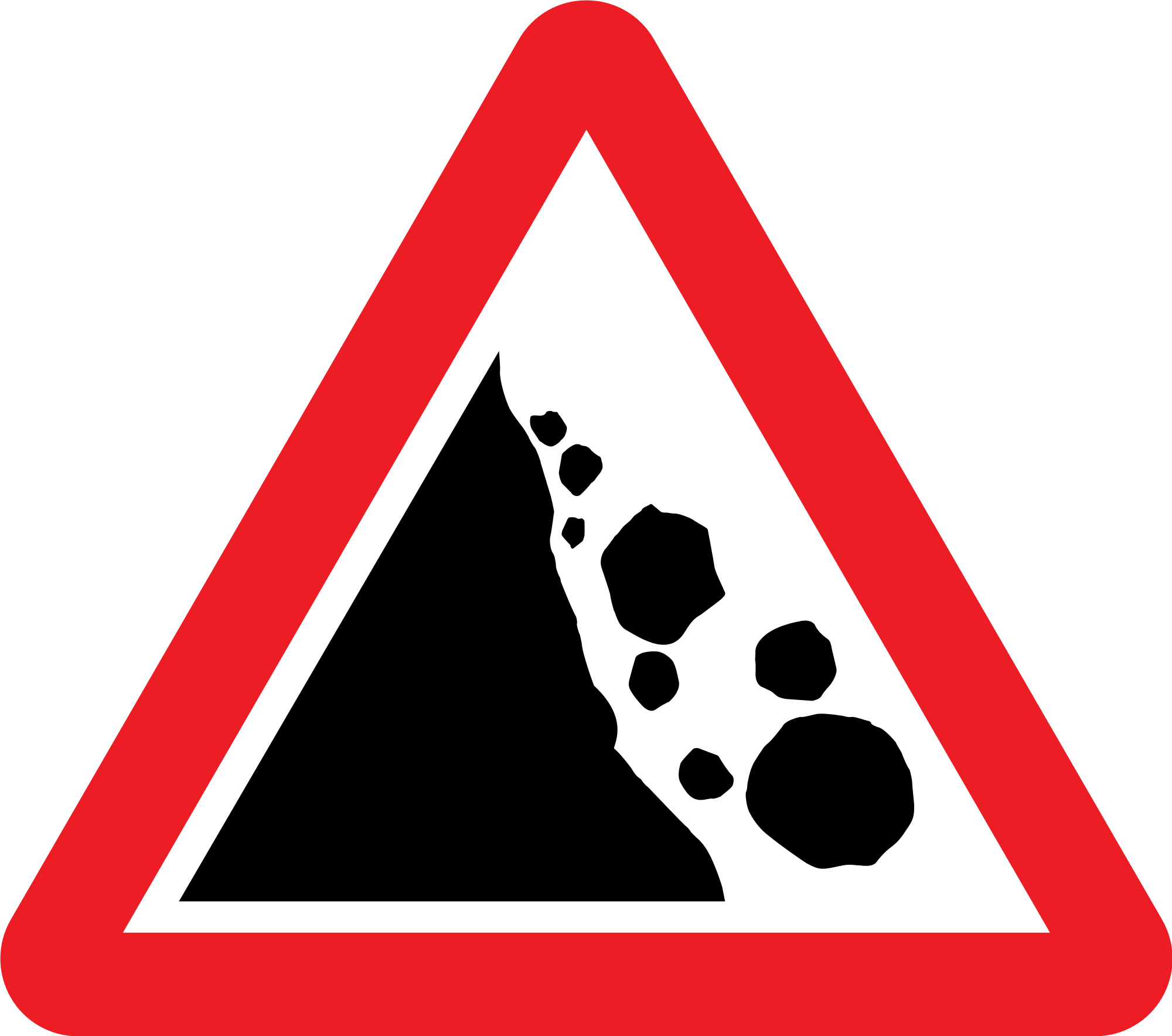 File uk traffic sign. Driving clipart svg