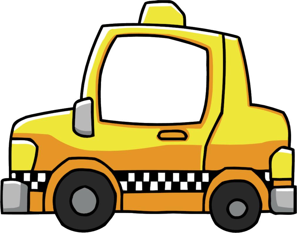 Cab scribblenauts wiki fandom. Driving clipart taxi man