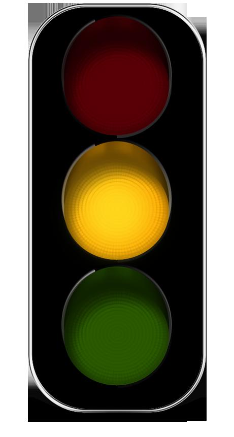 Lights clipart transparent background. Traffic light png