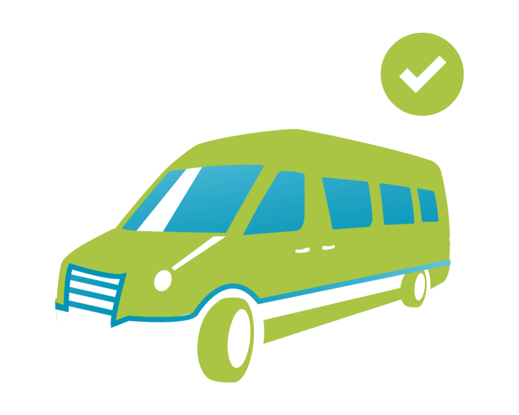 Minibus driver training ttc. Driving clipart vehicle safety
