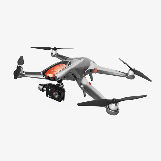 Camera drones remote control. Drone clipart