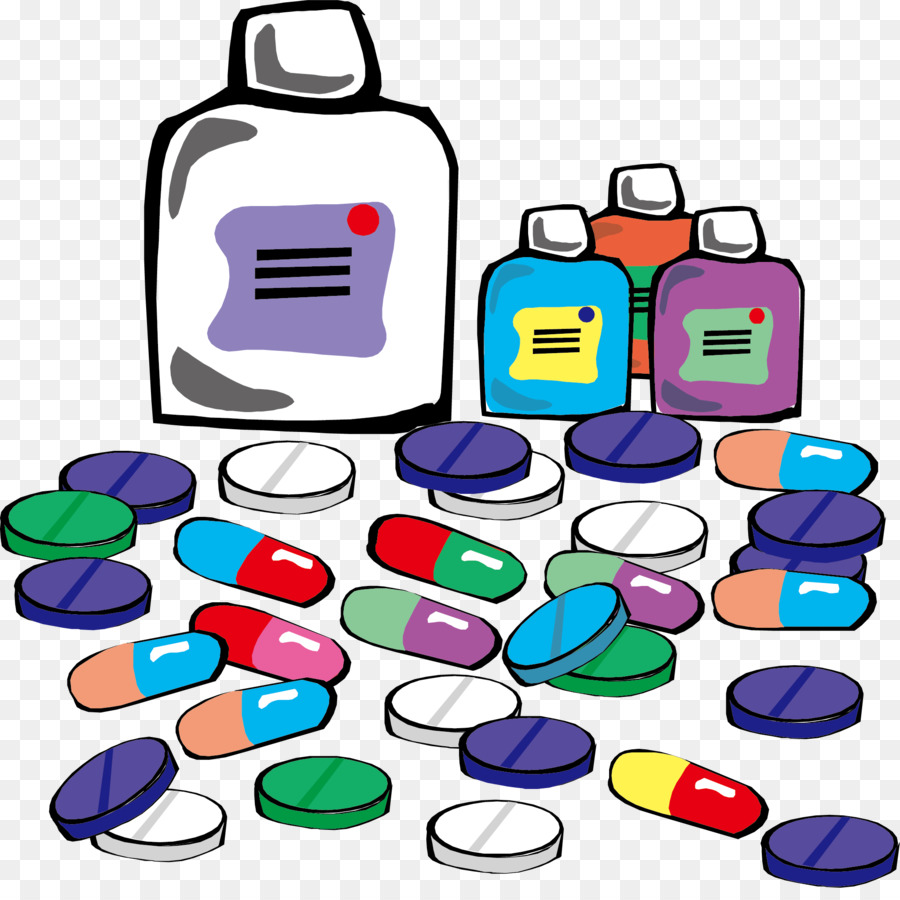 Pharmaceutical drug medicine tablet. Pills clipart
