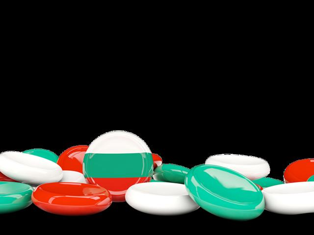Round buttons background illustration. Drug clipart analgesic
