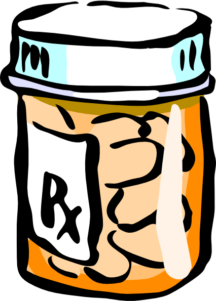 Pills clipart prescription drug. Drugs cliparts zone