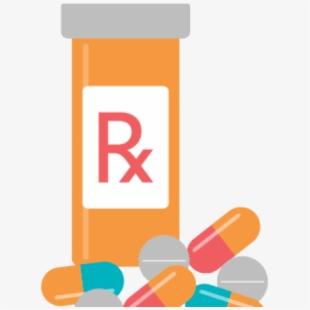 Free prescription drug cliparts. Pills clipart depressant