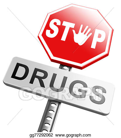 Clip art stop stock. Drug clipart drug addiction