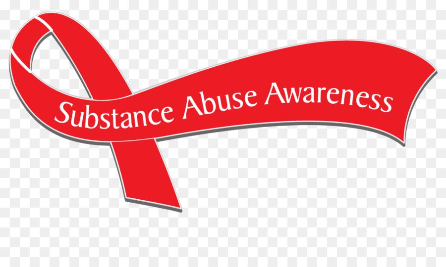 Red background ribbon transparent. Drug clipart drug awareness