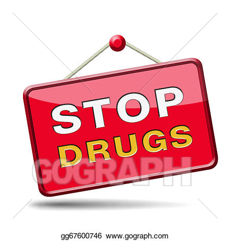 Drugs clipart drug dependence. Clip art stop abuse