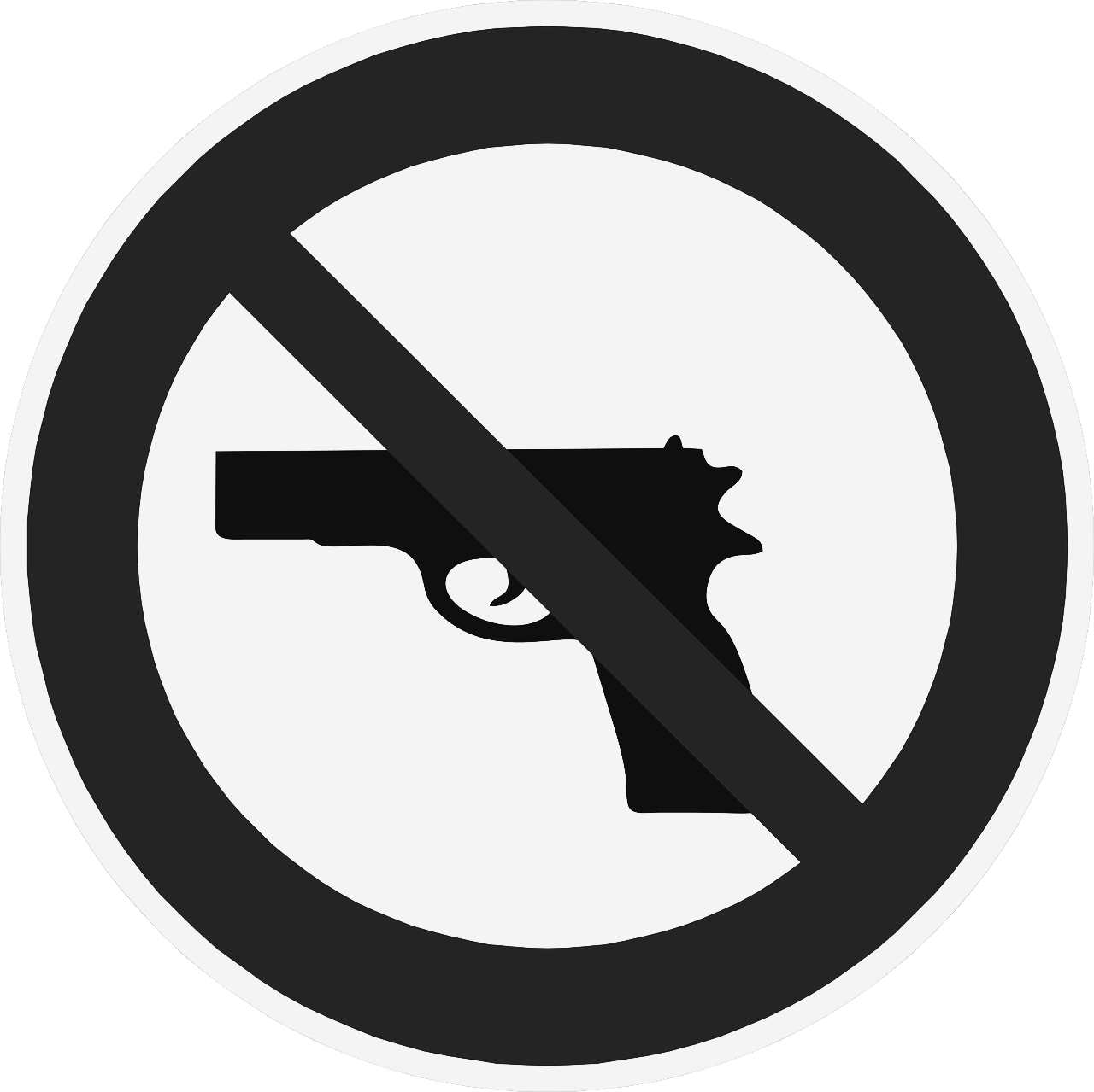 Pistol clipart pro gun. Your right to request