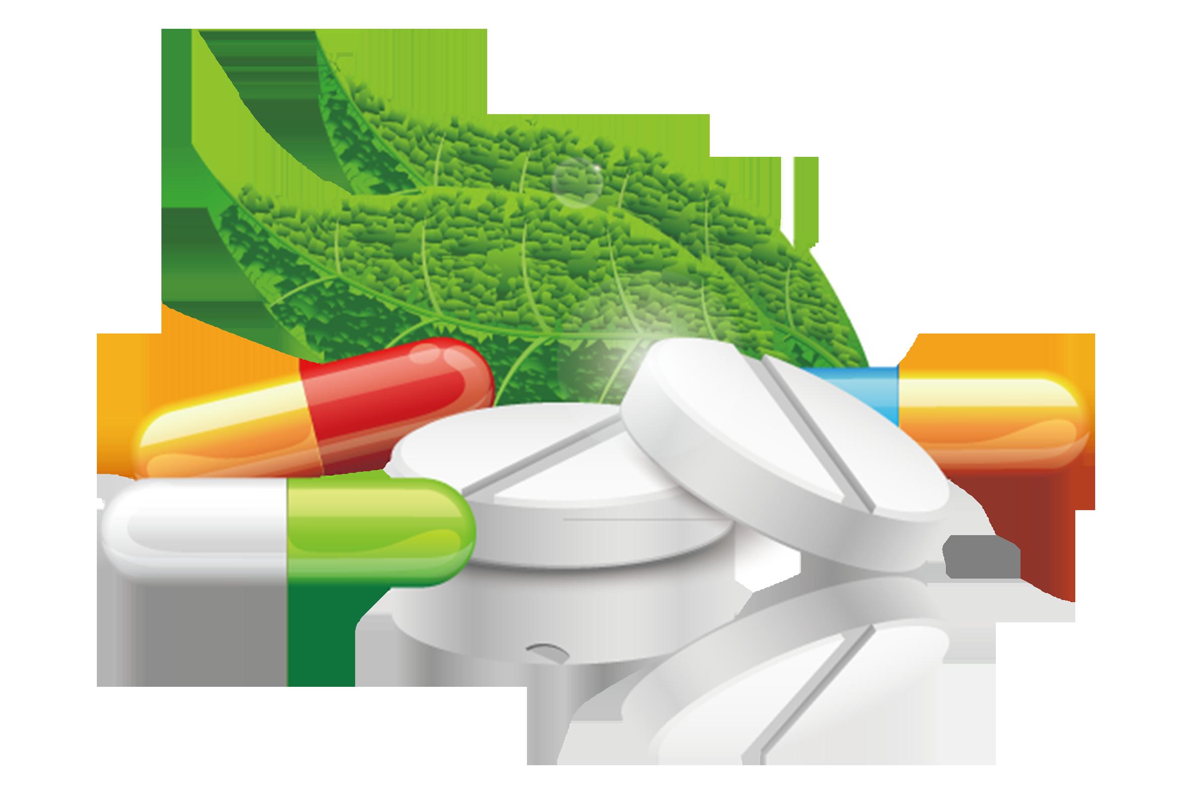 Herbalism medicine naturopathy alternative. Pills clipart pharmacist