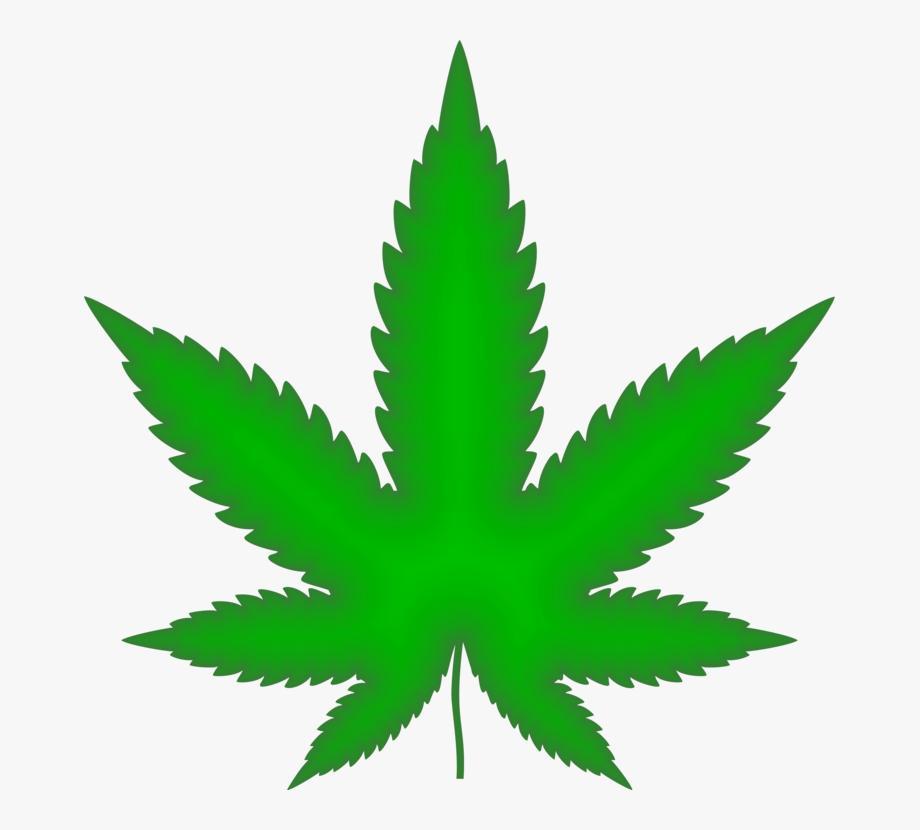 Marijuana clipart hemp. Cannabis green leaf drug