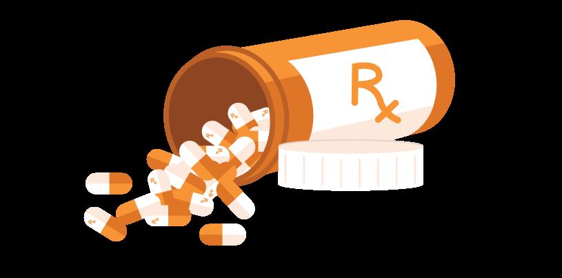Pills clipart prescription drug. Remedium ai pillandbottlepng