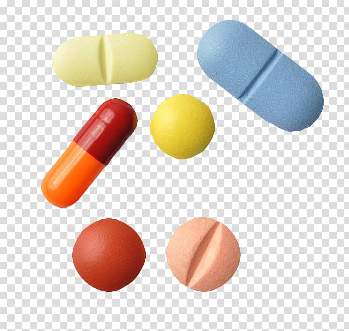 Drugs clipart pill. Assorted color medication caplet