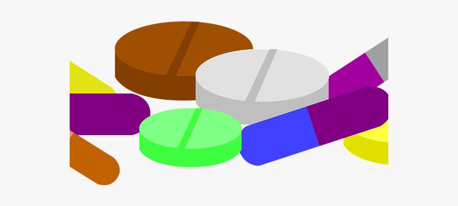 Medicine obat drugs transparent. Medical clipart pill