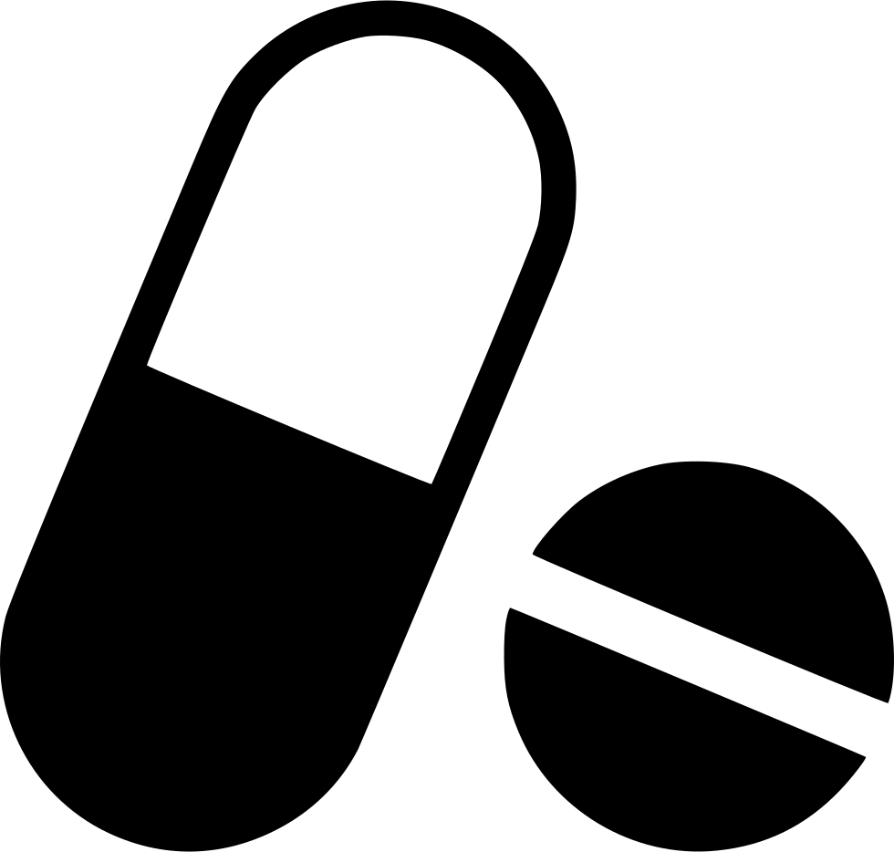 Drugs svg png icon. Medication clipart utensil