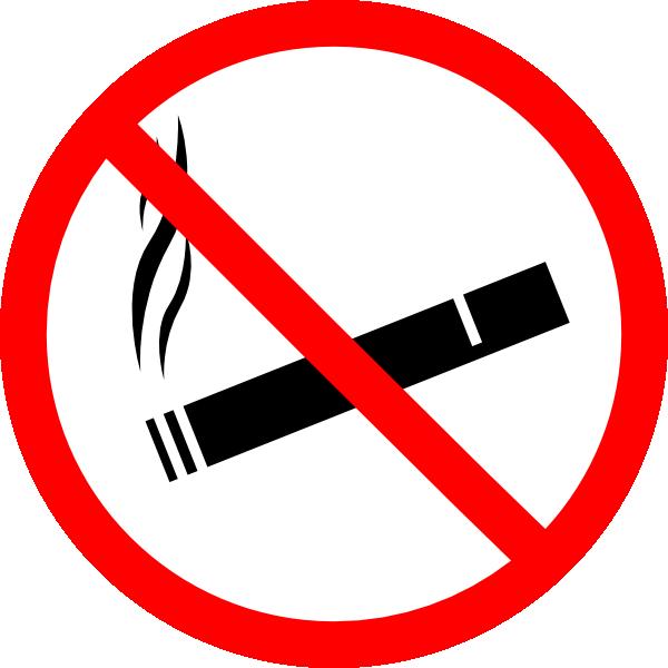 No Smoke Clip Art at Clker