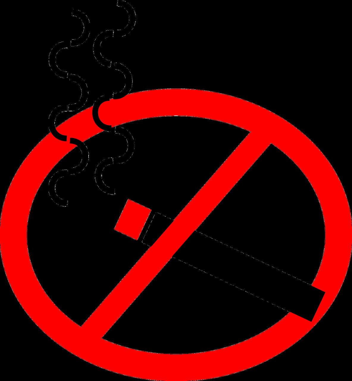 No sign smoke transparent. Drug clipart smoking