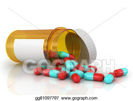 Pharmacist clipart spilled pill. Drawing pills spilling out