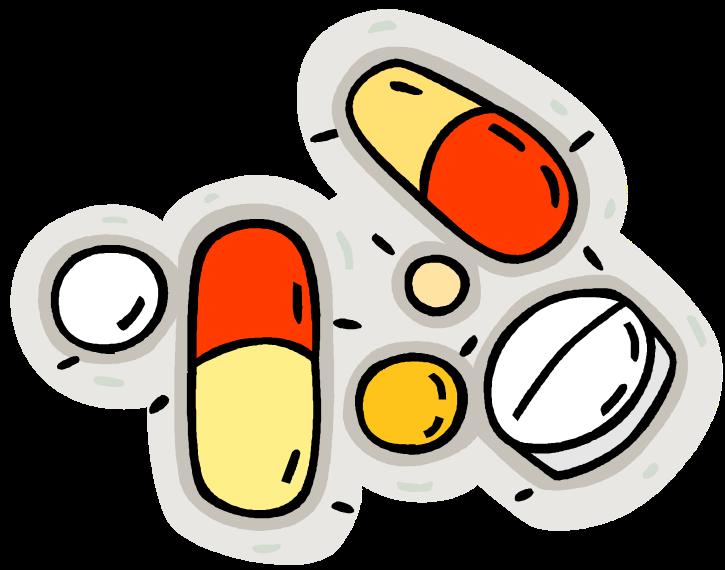 Medication clipart doctor's. Drugs medicine free on