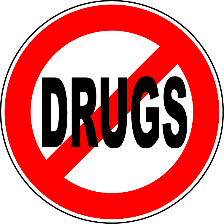 Drugs clipart. Are bad