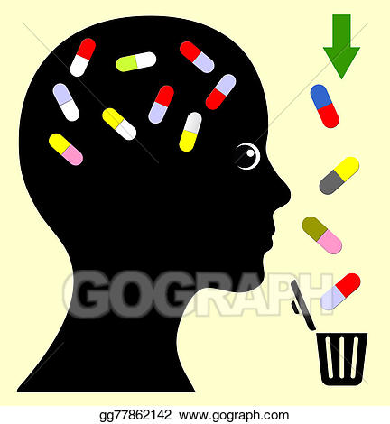 Drawing stop prescription abuse. Drugs clipart drug dependence