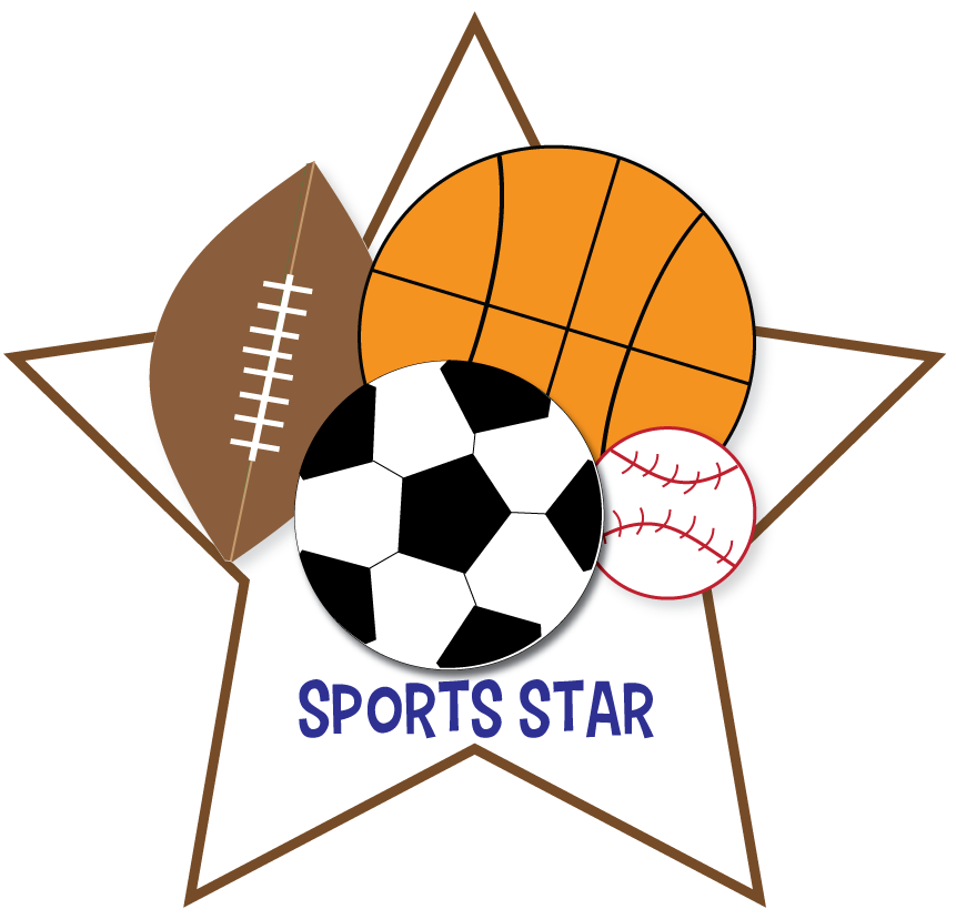 Drugs clipart sport fact. The shining sports star
