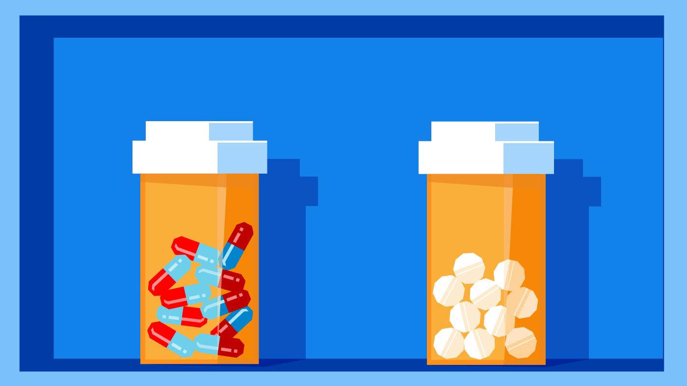 Generic adhd vs name. Medication clipart child medicine