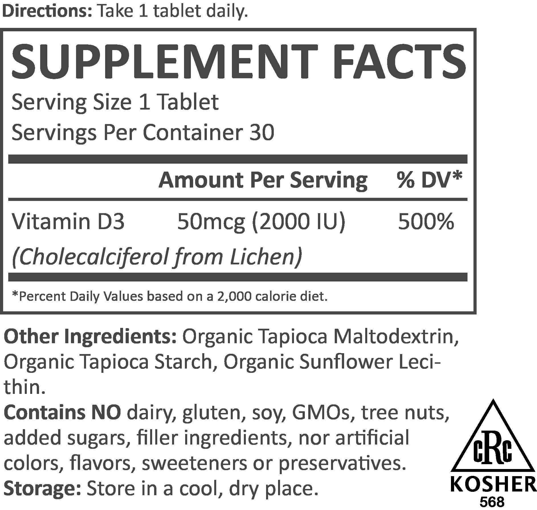 Vegan supplementfacts unflavored. Drugs clipart vitamin d