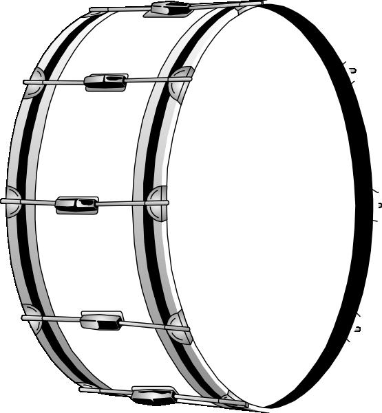 Drums clipart base drum. Bass snare clip art