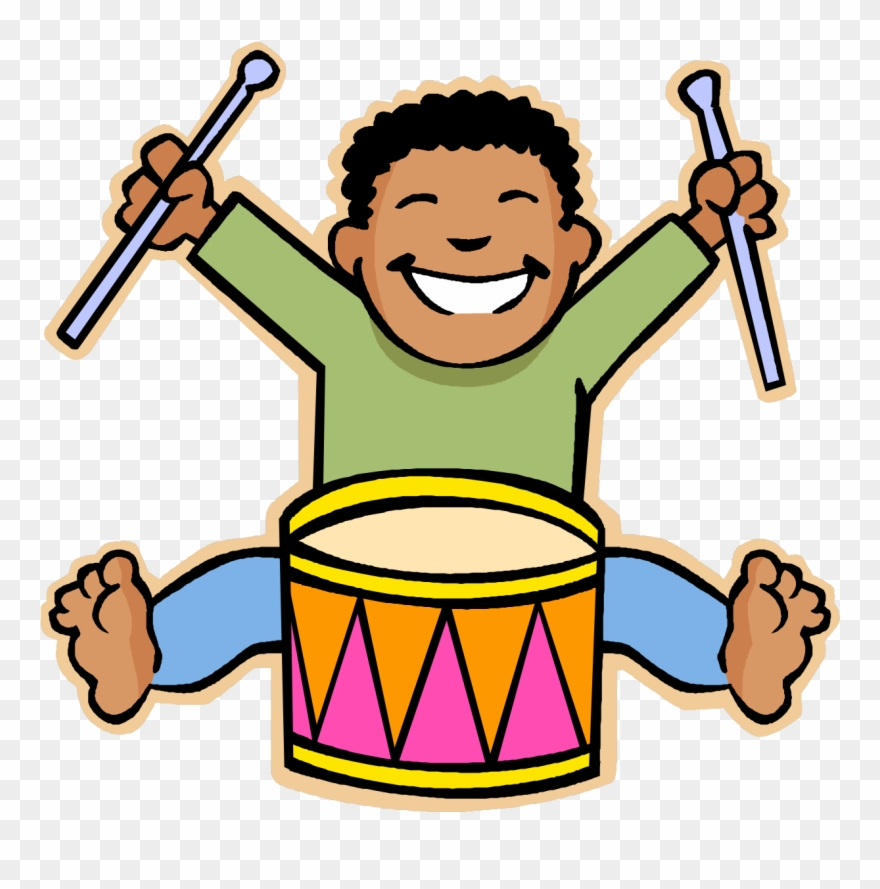 Drums clipart child's, Drums child's Transparent FREE for download ...