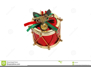 Drums free images at. Drum clipart christmas