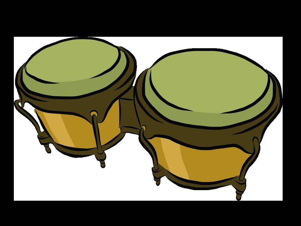 Drum clipart conga drum. Musical instrument latin percussion