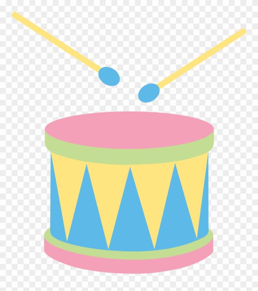 Drum clipart cute. Png download pinclipart