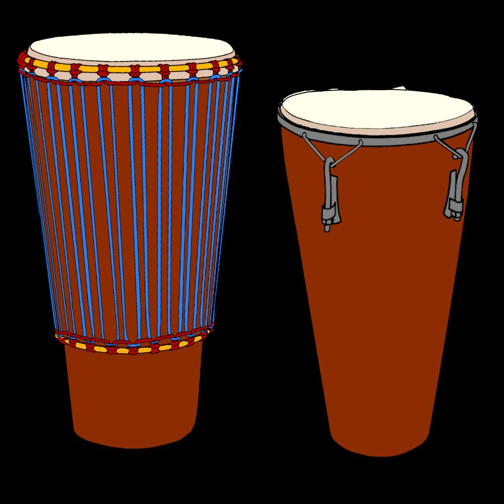 Drum clipart djembe. Gift certificates motherland music