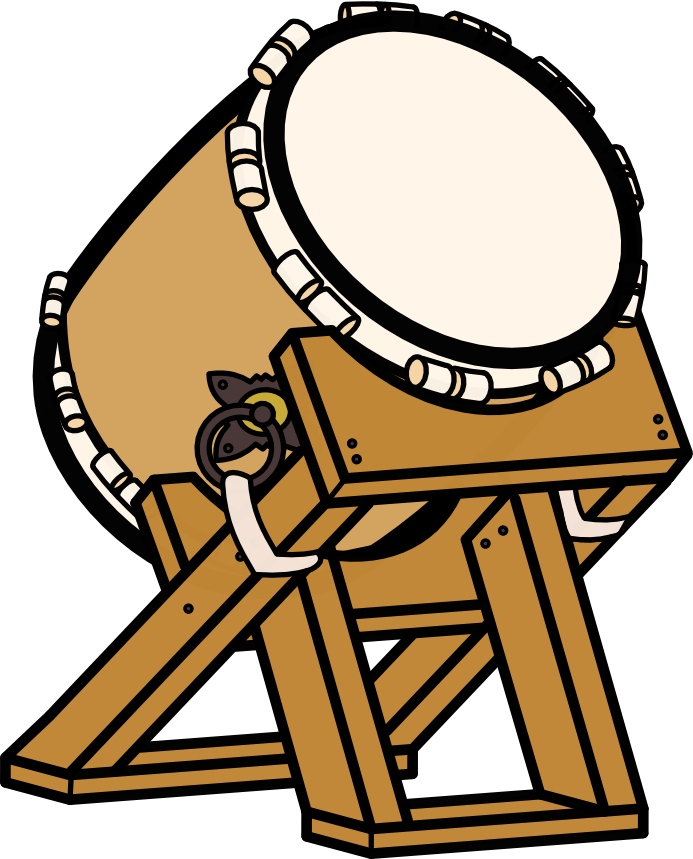 Drums clipart drum indian. Taiko create swf prop