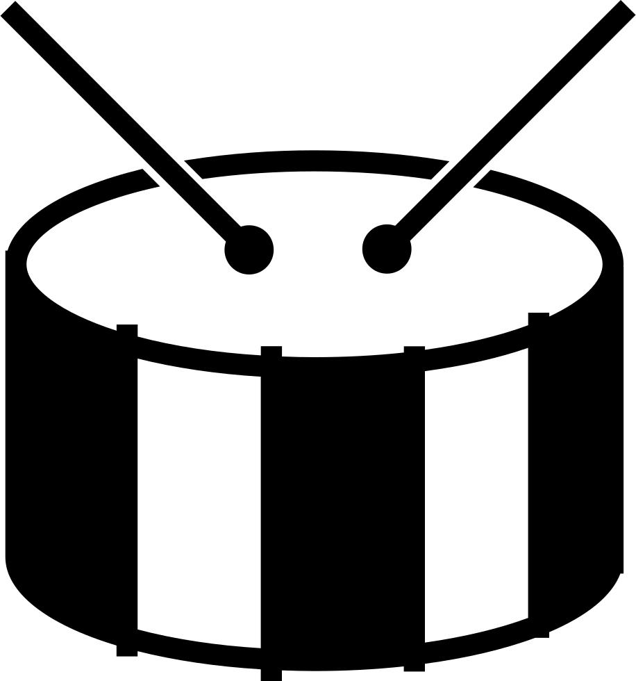 Tin drum svg png. Drums clipart sound source