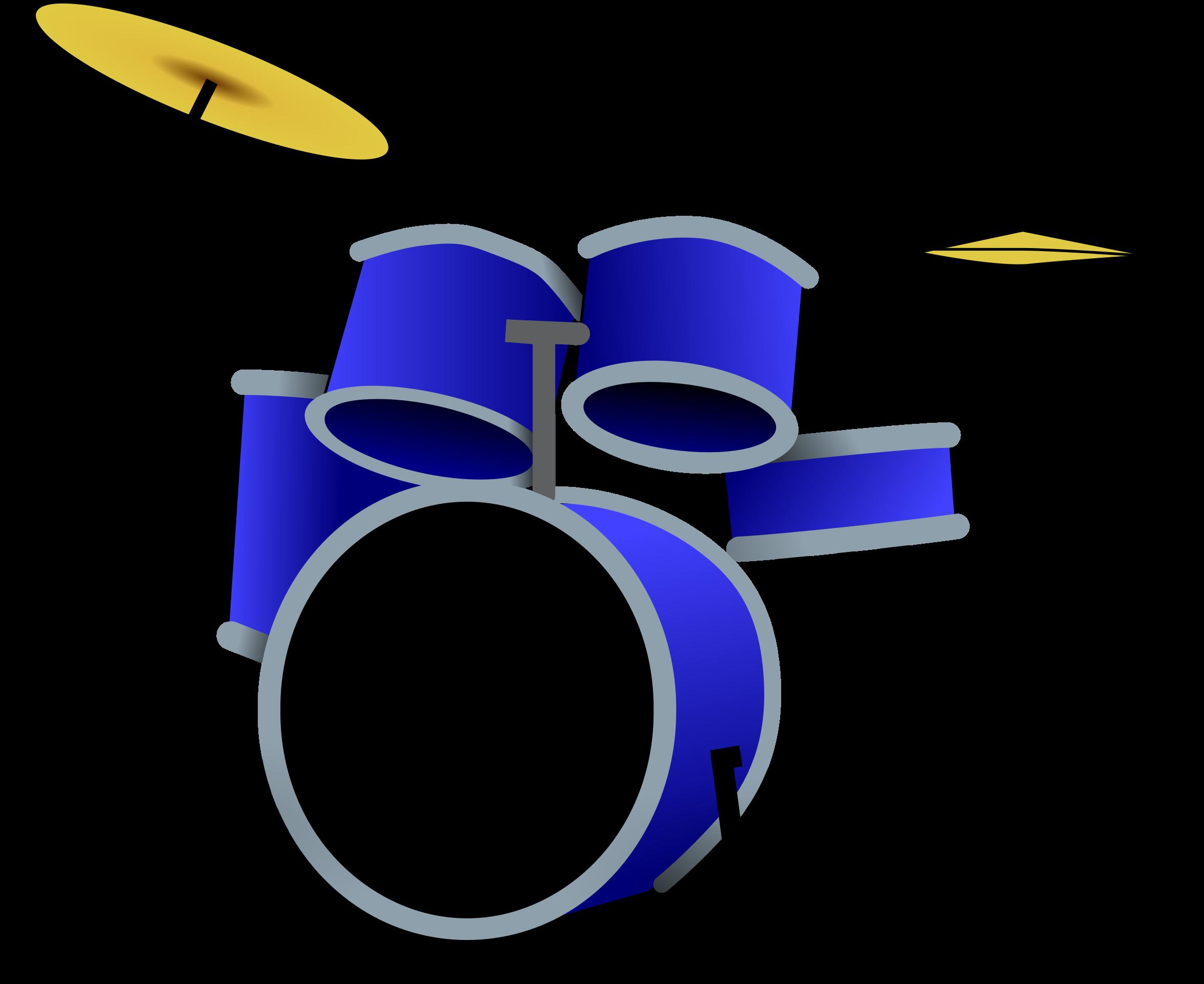 Png drum set cartoon. Drums clipart vocal music